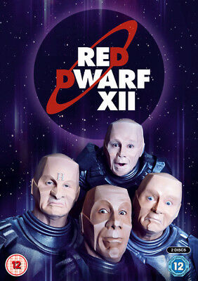 Red Dwarf XII DVD (2017) Chris Barrie ***NEW***