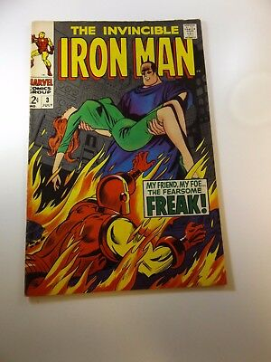 Iron Man #3 VG/FN condition Huge auction going on now!