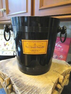 Ice Champagne VEUVE CLICQUOT 'VINTAGE' STYLE ICE BUCKET