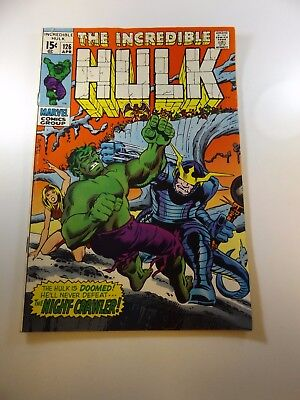 Incredible Hulk #126 VG- condition Huge auction going on now!