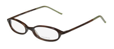 New Vera Wang V134 Comfortable Eyeglass Frame/glasses/eyewear Handmade In Japan