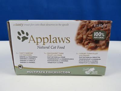 Applaws Multipack Katzenfutter Nassfutter  8x 60g