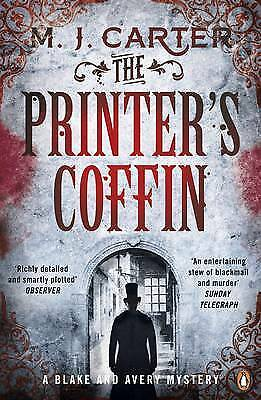 The Printer's Coffin, Carter, M. J.