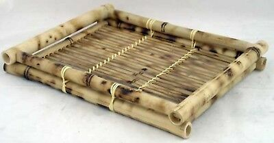 Bamboo Tray For Tea Sets and Sake Sets LG