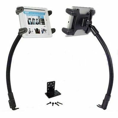 Universal Truck Pickup Car Floor Seat Mount for iPad Pro Samsung Galaxy Tab Note
