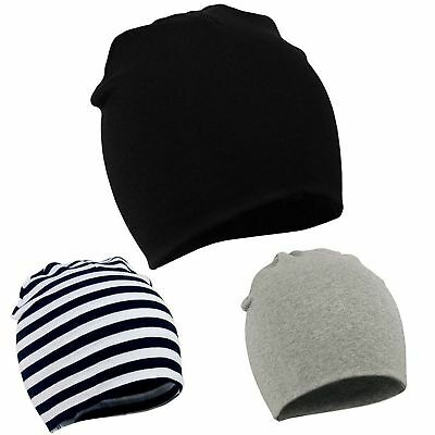 Canada Trends Unisex Cotton Beanie Hat Baby Girl Boy Toddler Infant Kids Soft