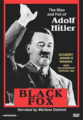 Black Fox: The Rise and Fall of Adolf Hi DVD