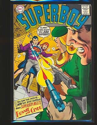 Superboy # 149 - Neal Adams cover VF+ Cond.