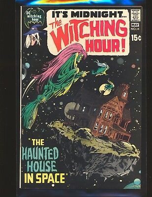 Witching Hour # 14 - Neal Adams cover & Williamson art VF Cond.