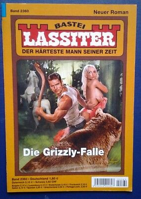 Lassiter 2360: Die Grizzly-Falle
