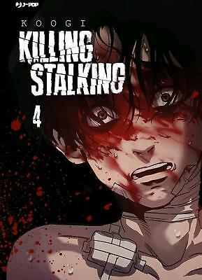 Koogi KILLING STALKING n. 4 J-Pop