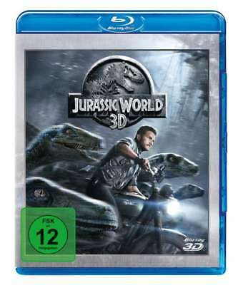NEU Blu-ray - Jurassic World (3D & 2D Blu-ray) #G57184420