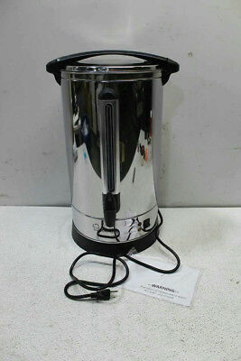 ProChef Professional Series Stainless Steel 100 Cup Insulated Hot Water Urn