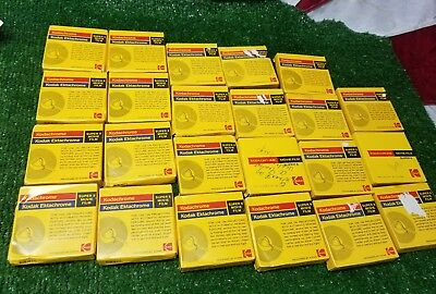 Old Family Home Movie Films  Kodachrome  Super 8 Dated 1960's 70's Cape Cod
