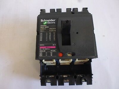 LV430404 schneider electric sectionneur Switch disconnector compact NSX 160H 3P