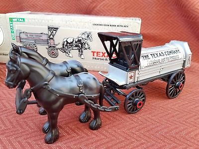 Ertl Texaco Horse and Tanker - Limited Edition 8th in series 1991