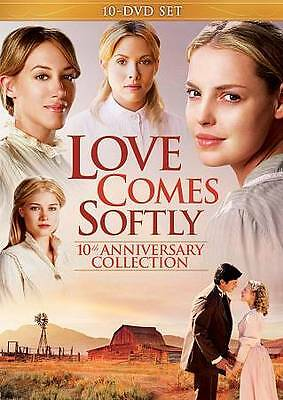 Love Comes Softly: 10th Anniversary Collection (DVD,2012, 10-Disc Set) BRAND NEW