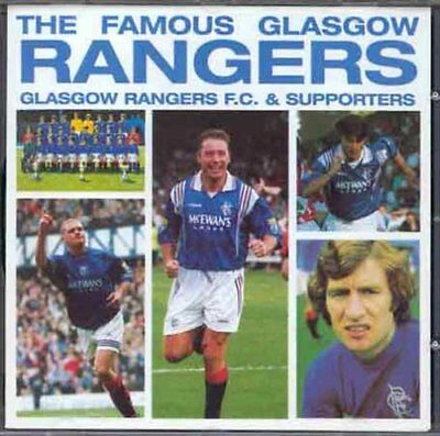 Glasgow Rangers FC: The Famous Rangers CD