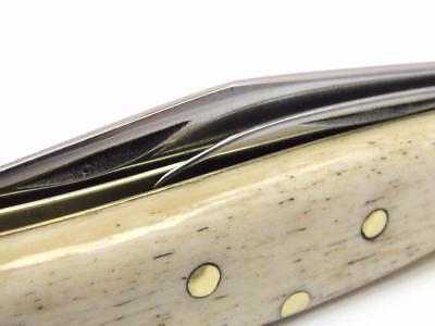 Vintage USA Serpentine Jack Folding Knife Rebuilt Restored & Serviced