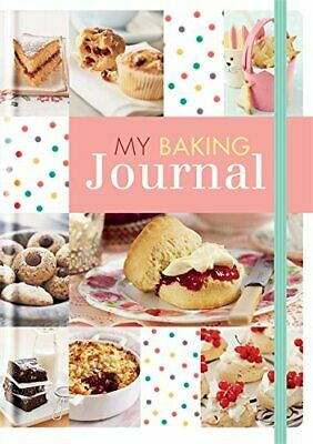 My Baking Journal by Editors of Hamlyn Book The Fast Free Shipping