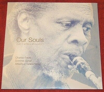 Charles Gayle Our Souls Live In Vilnius At Piano Lt Nobusiness Lp Dominic Duval