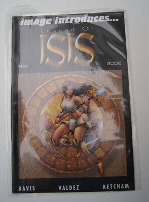 image comics | image introduces... Legend of ISIS | Februar 2002 | NEU