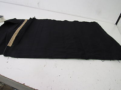 Acme VW37-60-2 For Volkswagen Variant Type III Squareback Black Headliner