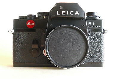 Leica R3 Elektronic Made in Germany