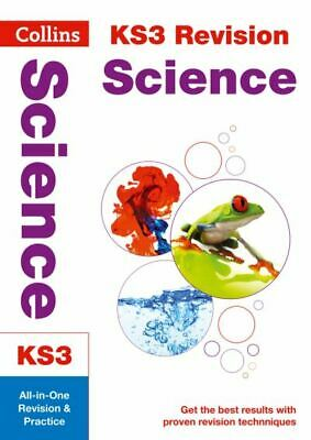 Collins new Key Stage 3 revision: Science. All-in-one revision and practice