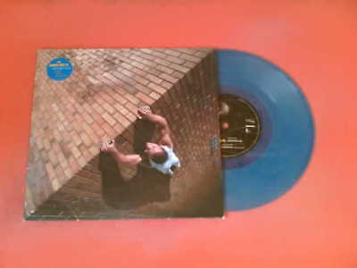"""THE MARS VOLTA Inertiatic Esp Limited Edition 10"""" Blue Vinyl! At The Drive-In"""