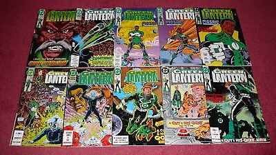 GREEN LANTERN 3rd Series lot -  26 issues from #7 to #32 (DC, 1990) NR!