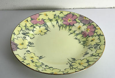 c1930 Antique Crown Staffordshire Hand Gilded Saucer F14276 F 14276