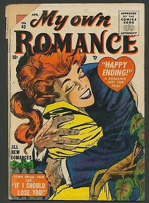 My Own Romance #43 Timely Atlas romance