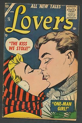 Lovers #74 Timely Atlas romance