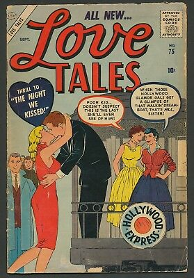 Love Tales #75 Timely Atlas romance