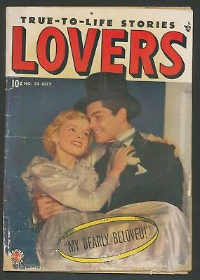 Lovers #24 (#2) Timely Atlas romance