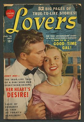 Lovers #28 Timely Atlas romance