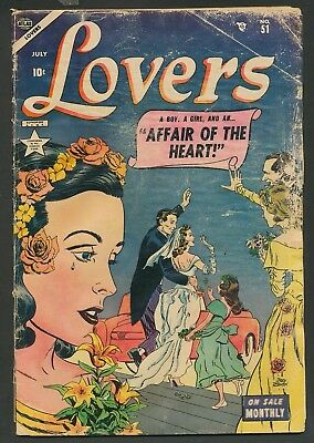 Lovers #51 Timely Atlas romance