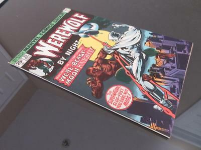Werewolf by Night #33 MARVEL 1975 - NEAR MINT 9.0 NM - 2nd app Moon Knight!!!