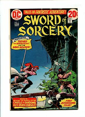 Sword of Sorcery #1 NM+ 9.6 HIGH GRADE DC Comic Fantasy Bronze Age 20c VINTAGE