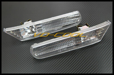 Amber Clear Side Marker Lamps for PORSCHE BOXSTER 986 / CARRERA 911 996
