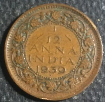 India  -  British    1939    1 / 12  Anna   George Vi King Emperor