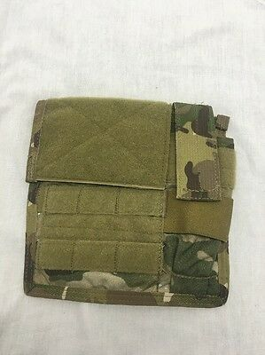 Eagle Industries MOLLE Admin Pouch With Light Multicam RLCS 500 Cordura SOFLCS