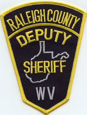 Raleigh County West Virginia Wv Deputy Sheriff Police Patch