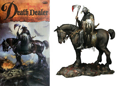 Frank Frazetta's Death Dealer Warrior Reiter 1:10 Model Kit Bausatz Moebius 961