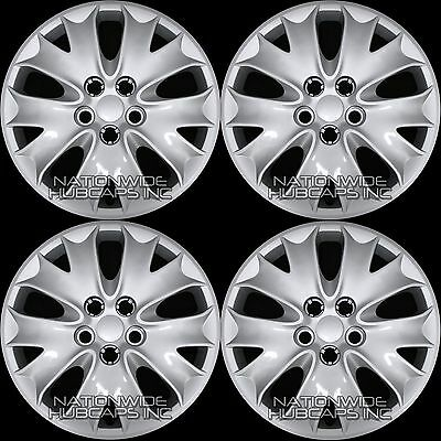 2014 Ford Fusion Tires >> 4 New 2013 2014 Ford Fusion S 16 Wheel Covers Full Rim Hub