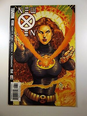 New X-Men #128 1st Fantomex Beautiful Cover!! Incredible Debut!! VF-NM Condition
