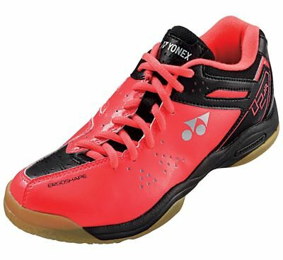 Yonex SHB 02 Limited Men's Indoor shoes sneakers - Red/Black - Reg $130