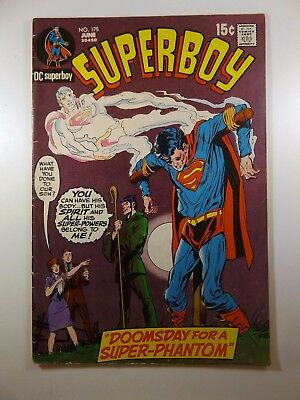 "Superboy #175 ""Doomsday For A Super-Phantom!"" Great Read!! VG/Fine Condition!!"