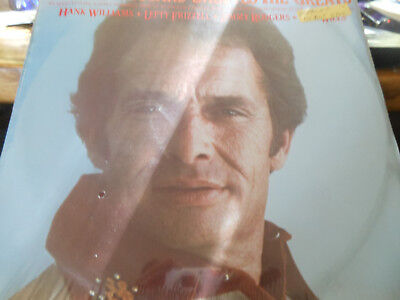 Merle Haggard Salutes The Greats   Capitol Special Markets – SLB-8137   SEALED